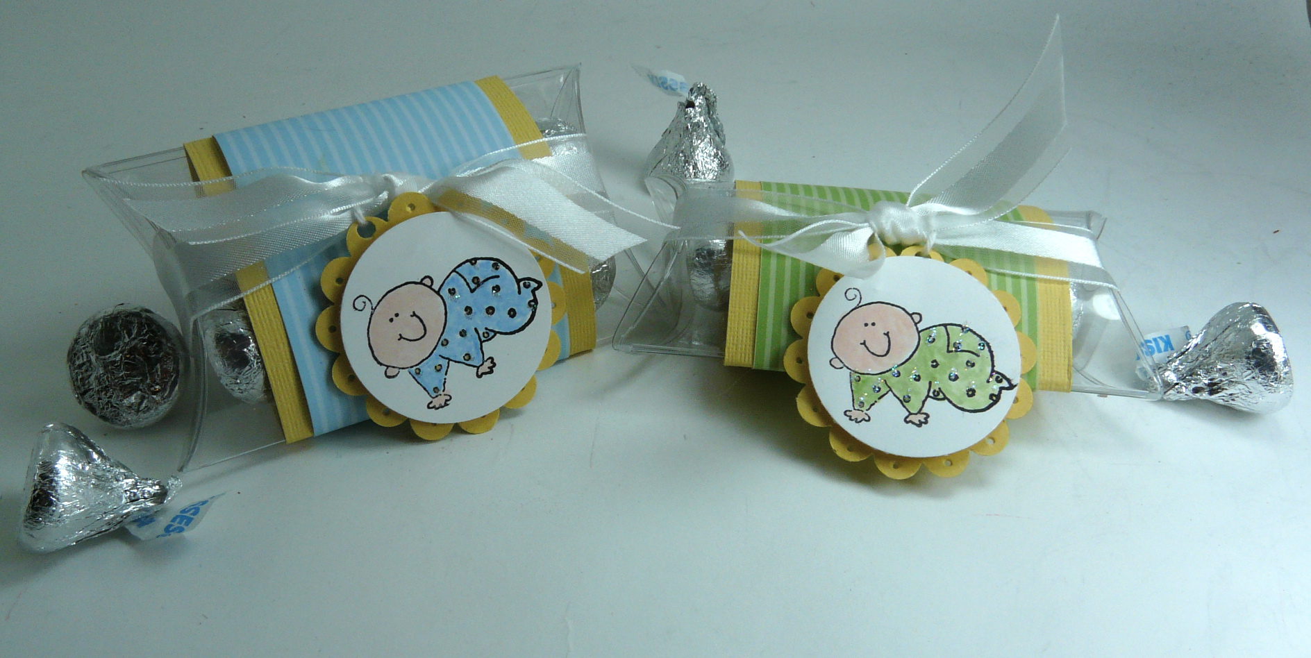 baby shower favors i stamped that