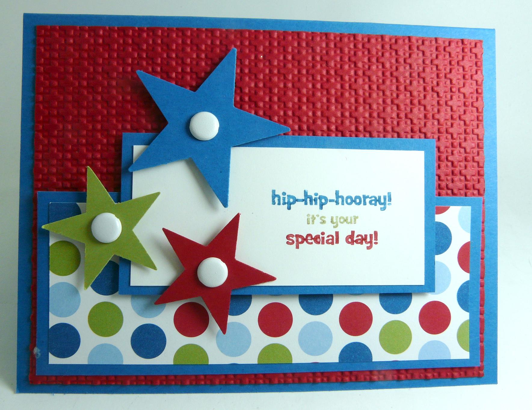 Special Birthday – Birthday Special Card