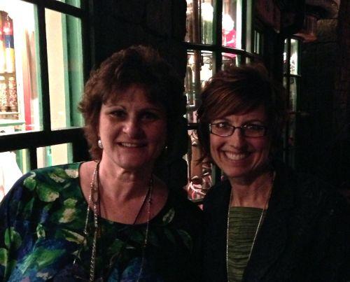 Me & Shellie Leadership 2013