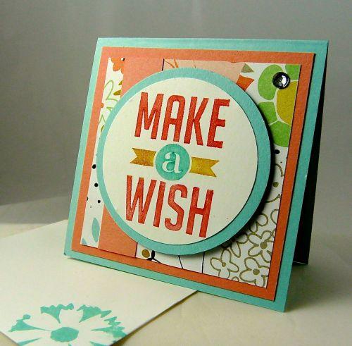 Make a wish 3 x 3 -1