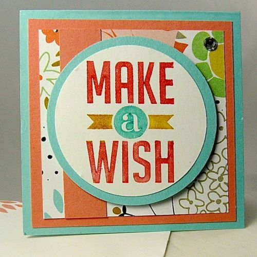 Make a wish 3 x 3-2