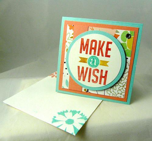 Make a wish 3 x 3